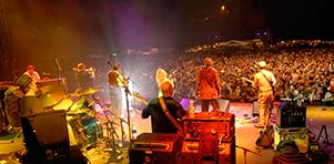 Image - Gathering of the Vibes Music Festival Return 1:30 AM - Late FRI Night
