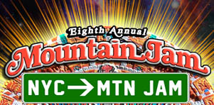 Image - Mountain Jam Music Festival at Hunter Mountain 2012 (One Way to the Event, 6/1 FRI 6PM)