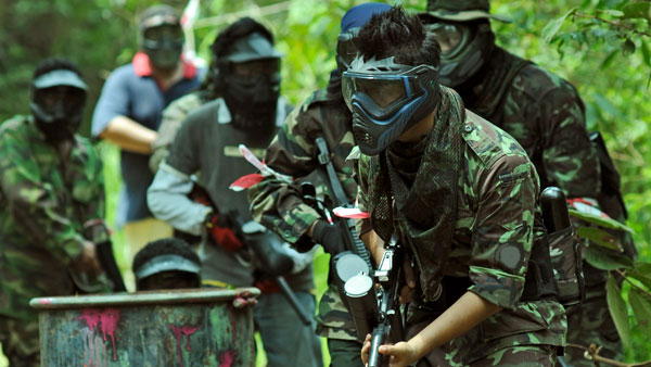 Image - Paintball