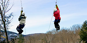 Image - Hunter Zipline & Canopy Adventure Tour