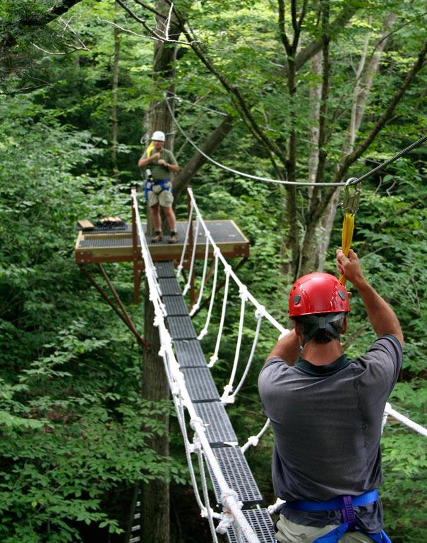 Image - Hunter Zipline & Canopy Adventure Tour